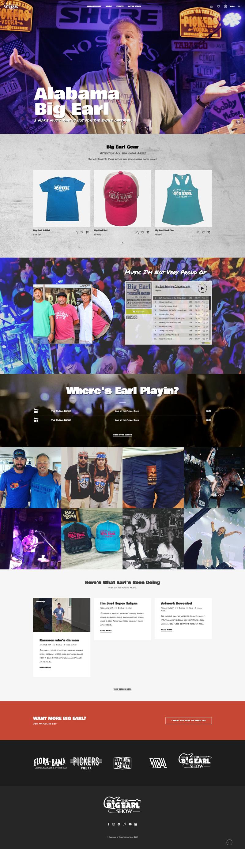 big-earl-web-designer
